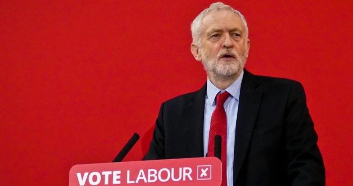 Corbyn respalda que los comunes voten si se debe realizar un segundo referéndum del Brexit