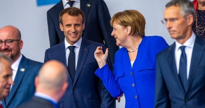 Merkel y Macron acuerdan un nuevo tratado de cooperación bilateral