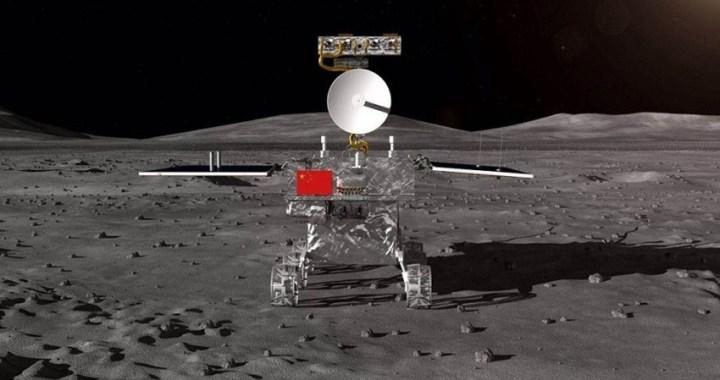 China realiza con éxito el primer alunizaje en la cara oculta de la Luna