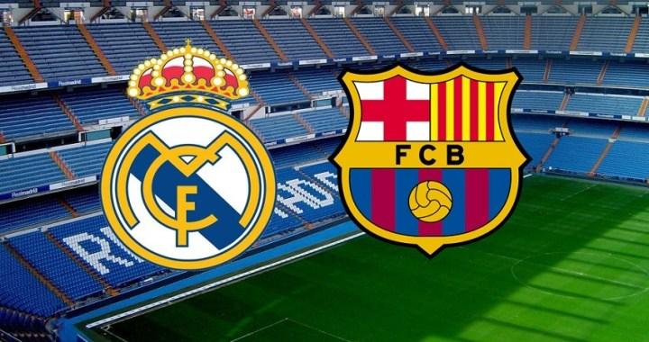 A qué hora juega el Madrid – Barcelona de LaLiga Santander