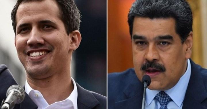 Guaidó y Maduro se enfrentan por la ayuda humanitaria