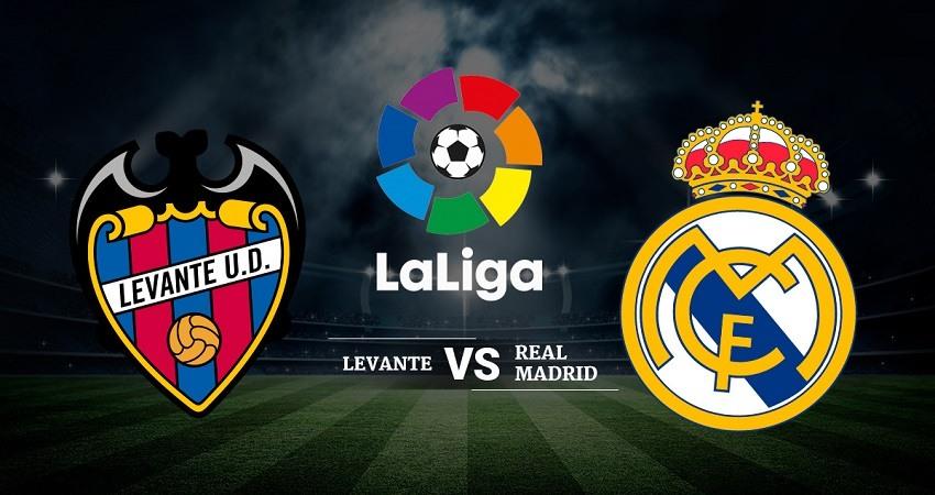 Hora Levante-Madrid LaLiga Santander