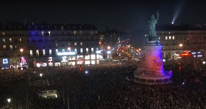 Manifestaciones masivas en Francia contra el antisemitismo