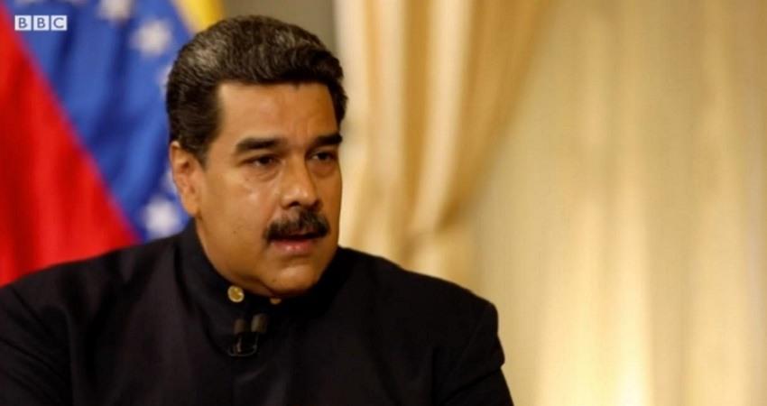 Nicolas Maduro dice que Estados Unidos esta gobernado por el Ku Klus Klan