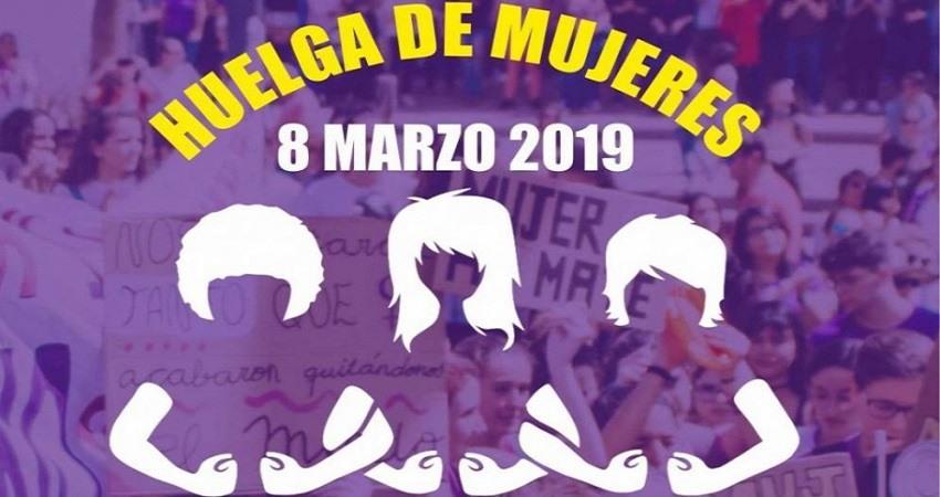 Dia Internacional de la Mujer 2019
