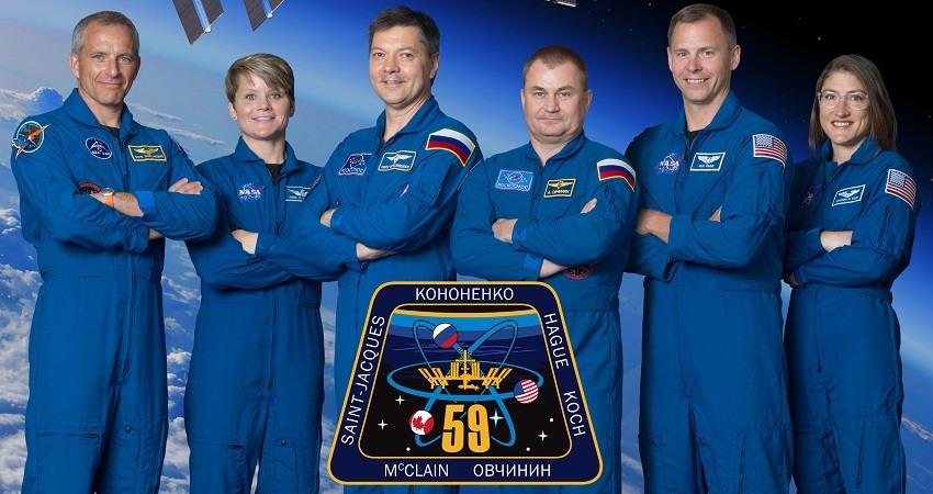 La NASA prepara el primer lanzamiento espacial 100% femenino