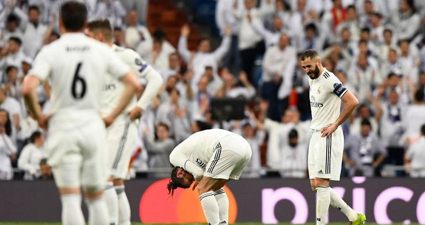 Real Madrid fin de una era