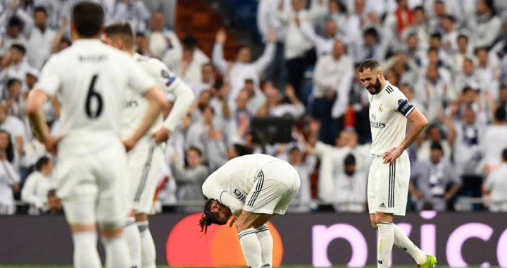 Real Madrid: el fin de una era gloriosa en Champions