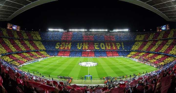 El Barça, único representante español en Champions