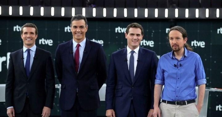 ¿Quién ganó el debate electoral de TVE?