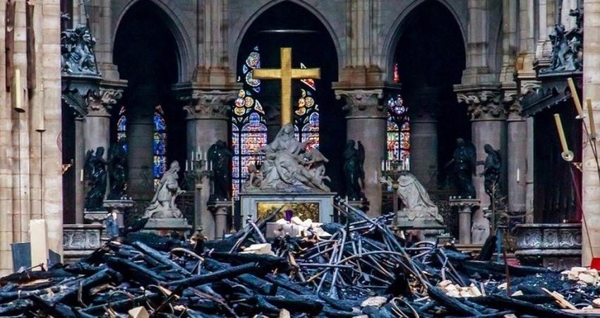 Donaciones Notre Dame