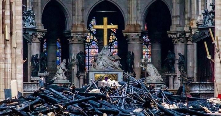 Notre Dame ya suma más de 700 millones de euros en donaciones
