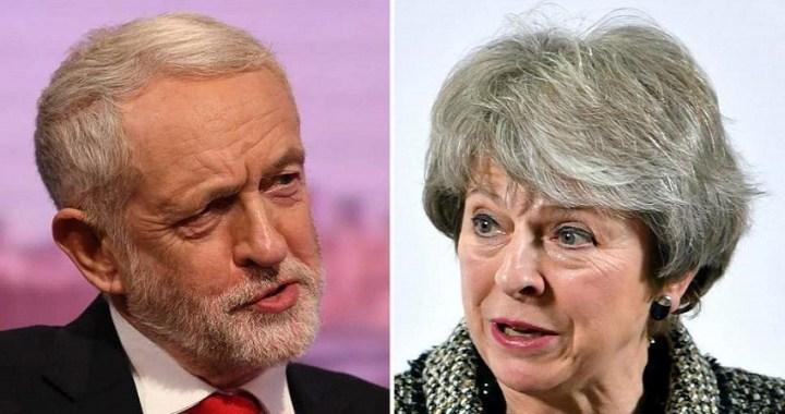 May dice que pactar con la oposición es la única forma de asegurar el Brexit