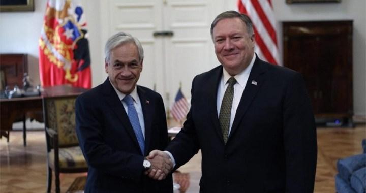 Pompeo dice que China prolonga la crisis de Venezuela