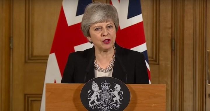 Theresa May solicita a la UE un nuevo aplazamiento y pide «unidad nacional»