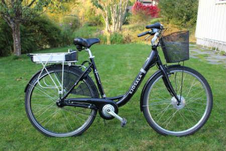 las bicicletas eléctricas que conquistan las ciudades