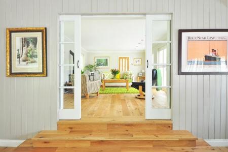 puertas correderas para viviendas pequeñas