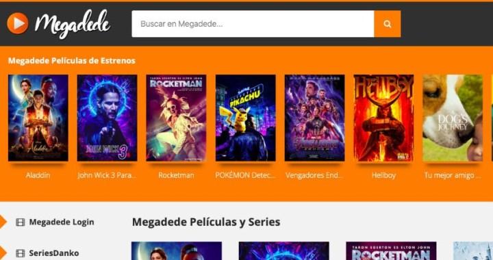 ¿Conoces cuáles son las mejores alternativas a Megadede para ver películas y series?