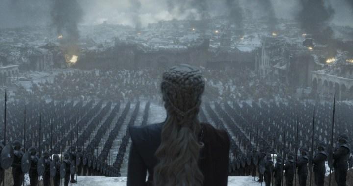 El último episodio de Juego de Tronos reúne a 19,3 millones de espectadores en Estados Unidos
