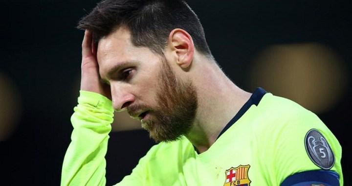 Derrota histórica del FC Barcelona en Anfield