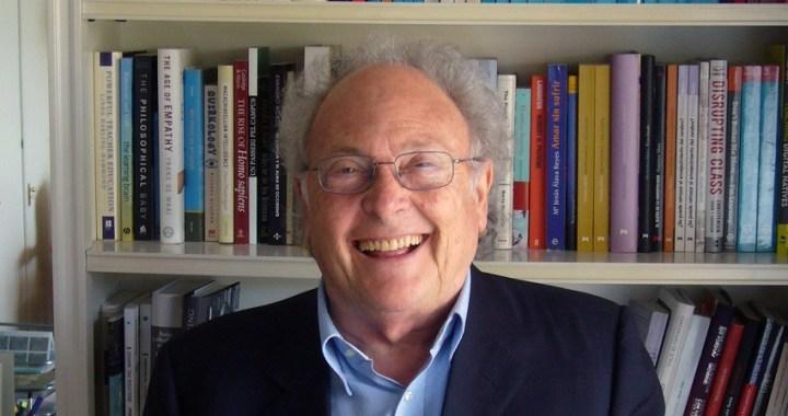 Eduard Punset, el genial divulgador científico