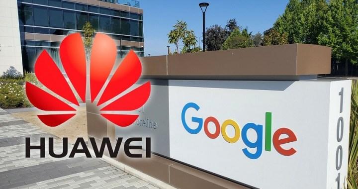 """Google rompe con Huawei y dejará sus móviles sin actualizaciones de Android ni """"apps"""""""