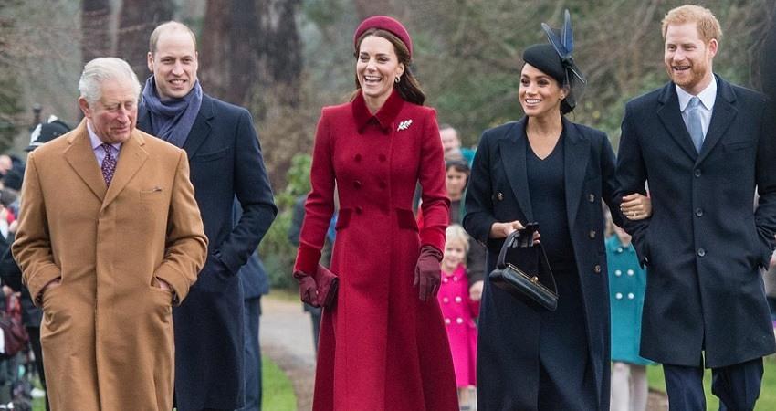 La dinastia del principe Carlos se esta fortaleciendo