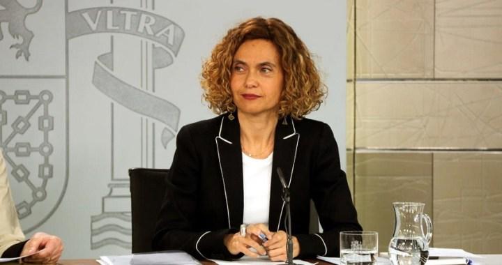Sánchez propone a Meritxell Batet para presidir el Congreso y a Manuel Cruz para el Senado