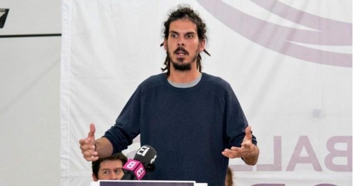 Iglesias aparta a Echenique de la secretaría de Organización y elige a Alberto Rodríguez como sucesor