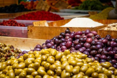Datos de la aceituna en España