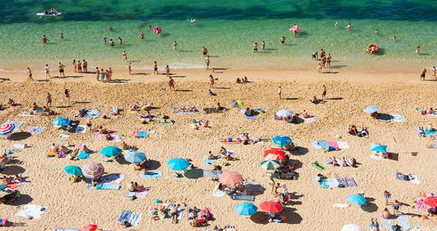 Destinos turísticos para este verano