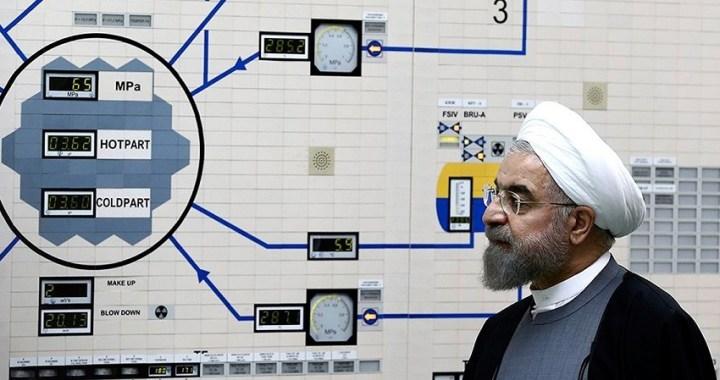 Irán superará el límite de uranio enriquecido en 10 días