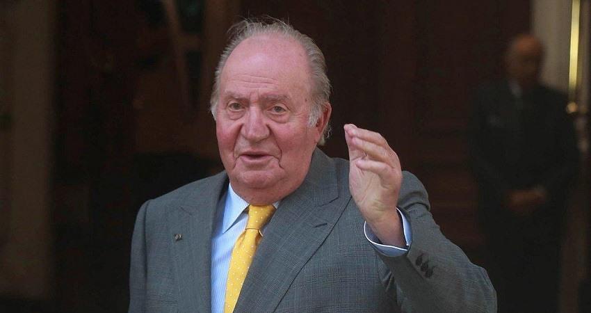 Juan Carlos I se retira de la vida publica