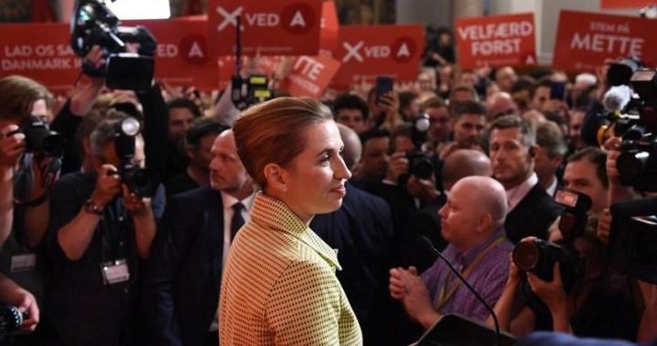 Los socialdemócratas ganan las elecciones en Dinamarca
