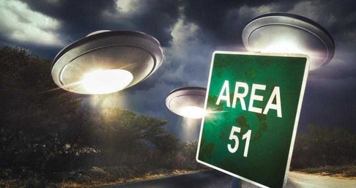 400.000 personas quieren forzar la entrada del Área 51 para probar la existencia de extraterrestres
