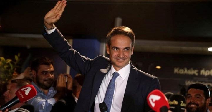 ¿Quién es Kyriakos Mitsotakis, el nuevo primer ministro griego que derribó a Tsipras?