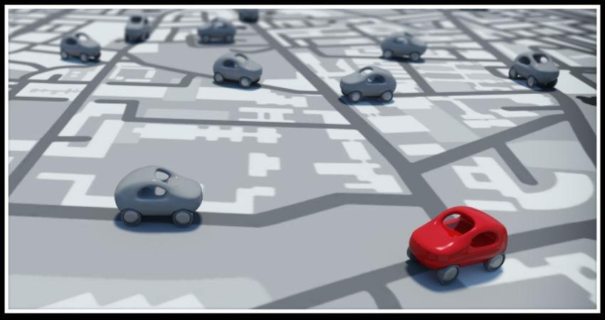 Localizar un vehículo