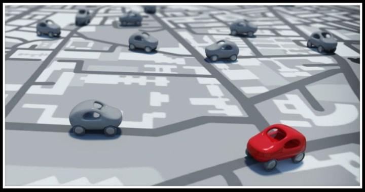 ¿Cómo localizar un vehículo en el menor tiempo?