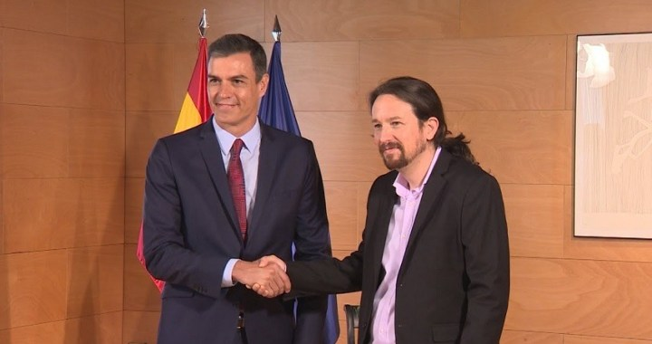 """El PSOE insiste en que Unidas Podemos """"no obstaculice la viabilidad de la legislatura"""""""
