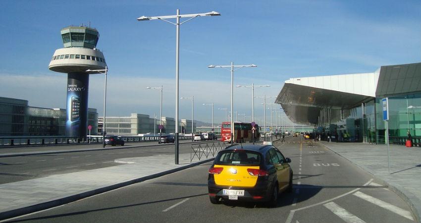 Como llegar al aeropuerto de Barcelona