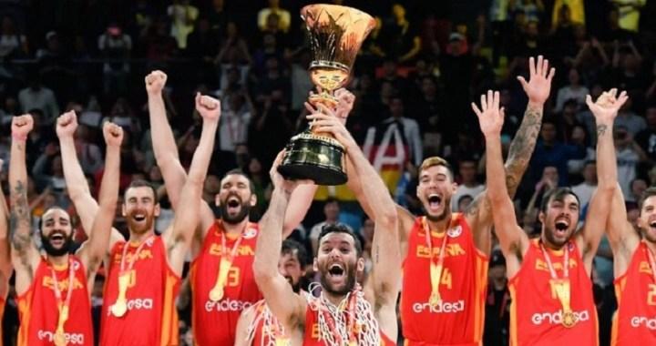 España, campeona del mundo de baloncesto por segunda vez en su historia