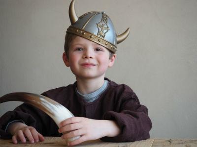 Moda de las celebraciones vikingas