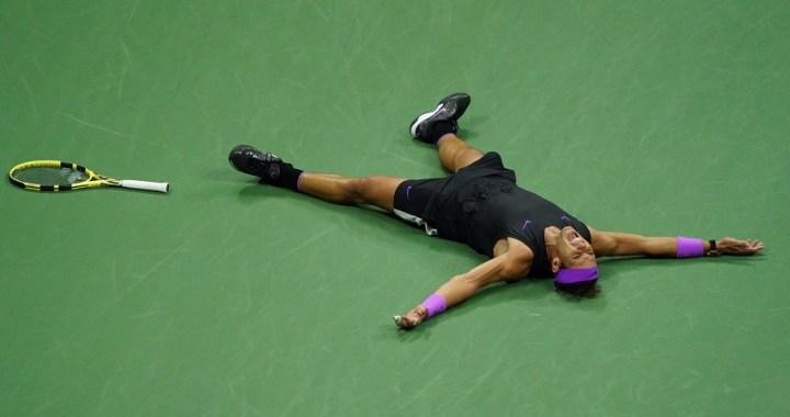 Nadal vence a Medvedev en una final historica y conquista el US Open, su 19º Grand Slam