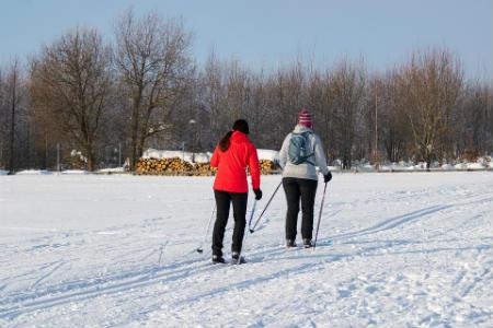 Tipos de deportes de invierno