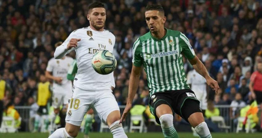 Resumen Real Madrid Vs Real Betis