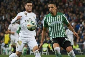 La guerra de los arqueros: Resumen del Real Madrid Vs Real Betis del 2 de noviembre