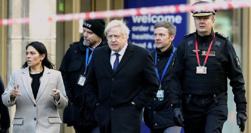 Johnson atentado Londres
