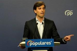"""El PP califica de """"muy preocupante"""" el comunicado del PSOE y ERC"""