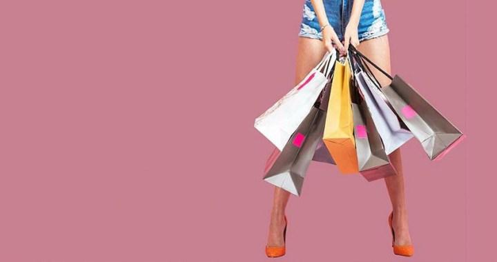 Sal de compras y mantente a la moda