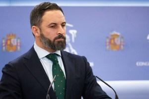 VOX propone una reforma de la Ley de Partidos que permita ilegalizar a las fuerzas separatistas